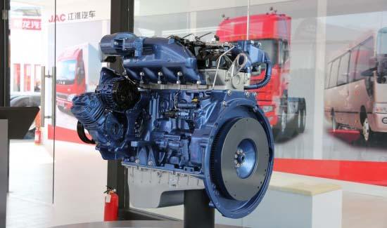 2012国产中小马力发动机集锦:江淮迈斯福发动机