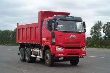 一汽解放j6档位_【综述】解放 J6P 310马力 6X4 CA3250P66K2LT1E型自卸车-J6自卸车-一汽 ...